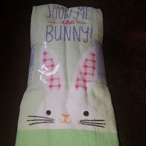 Spring/Easter kitchen towels